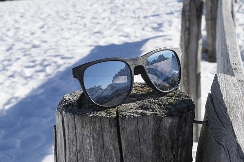 occhiali da sole artigianali