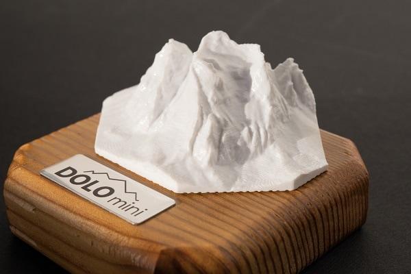 dolomini montagne 3d
